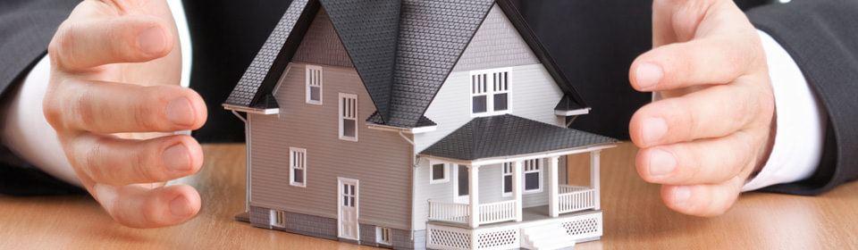 Beveiliging van woning met handen